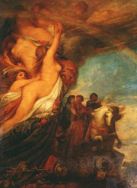 Life's Illusions, 1849 - George Frederick Watts