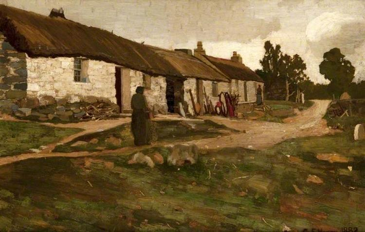 Brig o' Turk, 1882 - George Henry