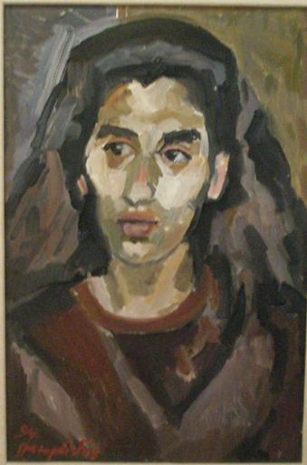 Girl - George Mavroides