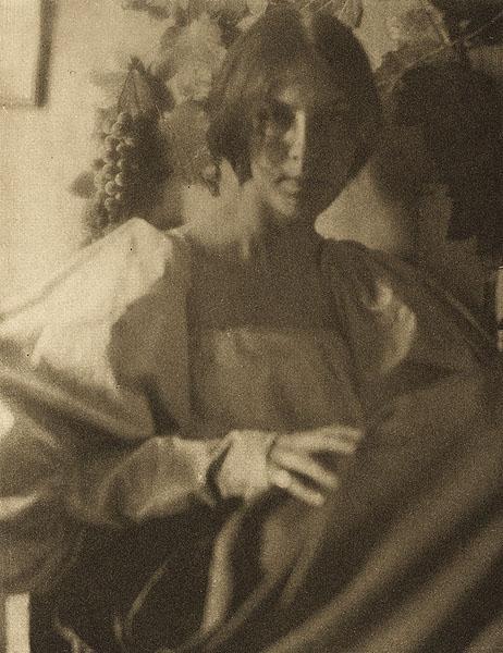 A Portrait, 1910 - Джордж Сили