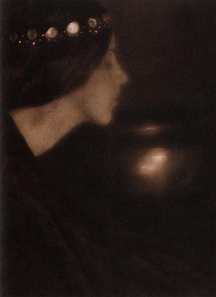 Black Bowl, 1907 - Джордж Сили