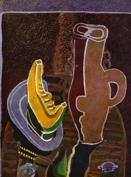 A Pumpkin, 1944 - Georges Braque