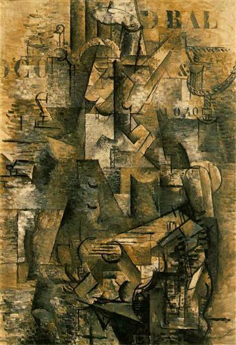 Portuguese - Georges Braque