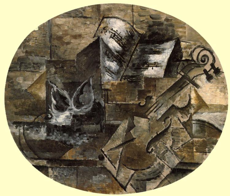 Braque Violin