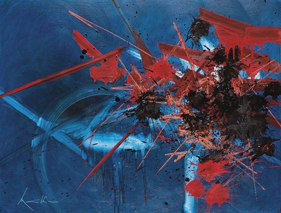 georges mathieu painting - photo #22