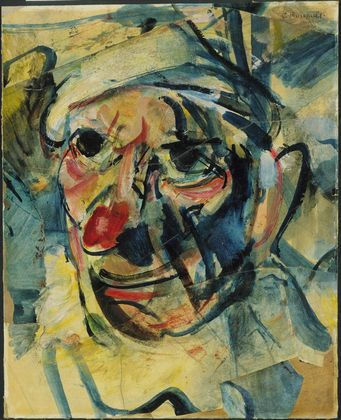 The Clown, 1907 - Georges Rouault
