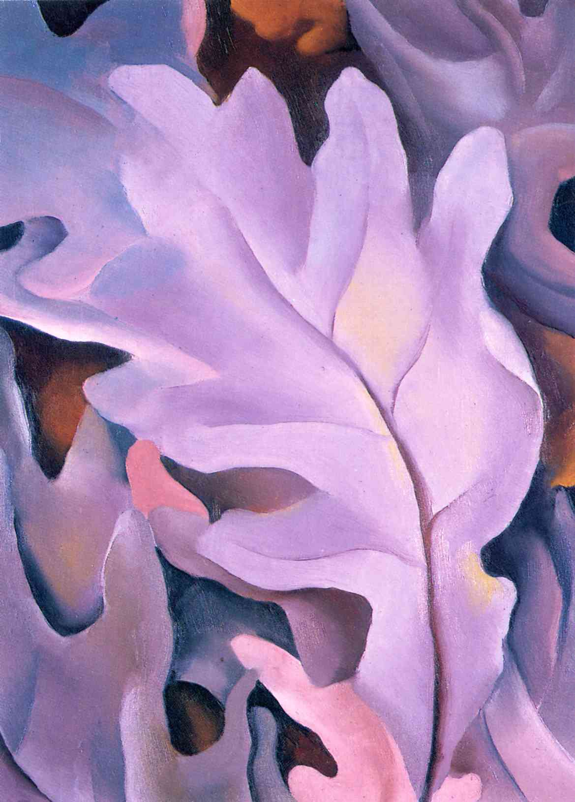 georgia o keeffe Georgia o'keeffe was one of america's greatest painters her iconic paintings are instantly recognizable find out what makes them so powerful.