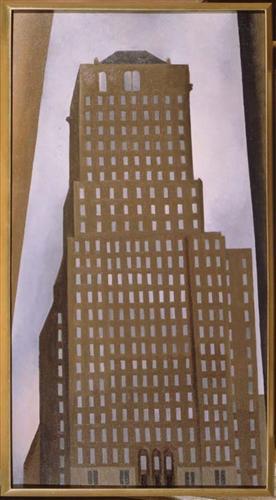 Shelton Hotel New York No. 1 - Georgia O'Keeffe
