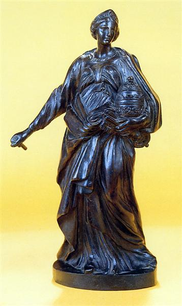 Mathilde of Tuscany Sun - Gian Lorenzo Bernini