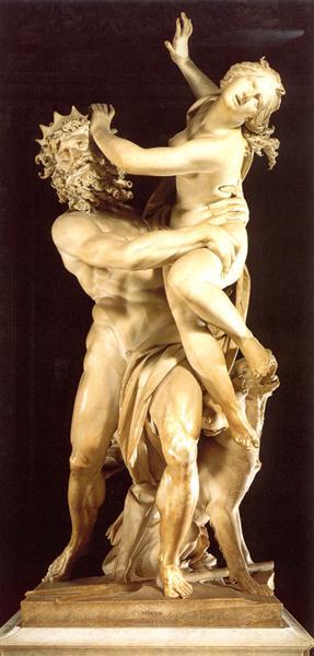 Rape of Proserpine - Gian Lorenzo Bernini