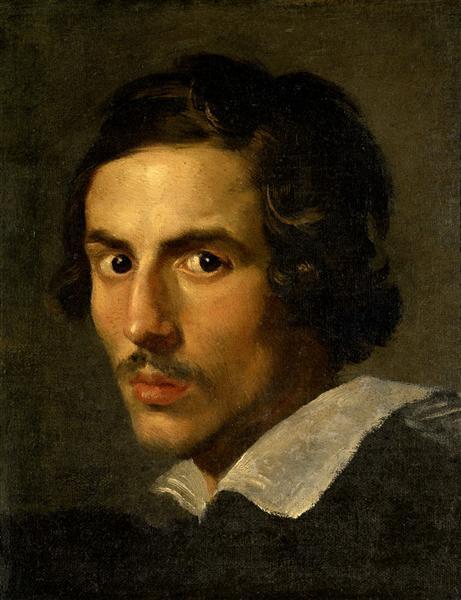 Self Portrait as a Young Man, 1623 - Gian Lorenzo Bernini