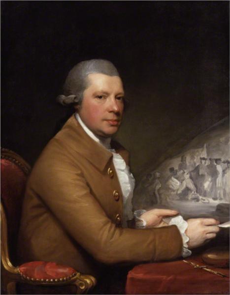John Hall, 1785 - Gilbert Stuart