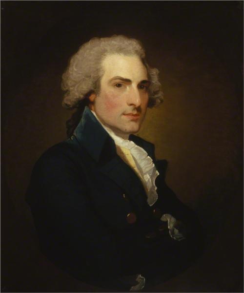 John Philip Kemble, 1785 - Gilbert Stuart