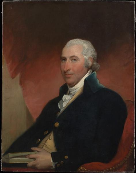 John Shaw, 1793 - Gilbert Stuart