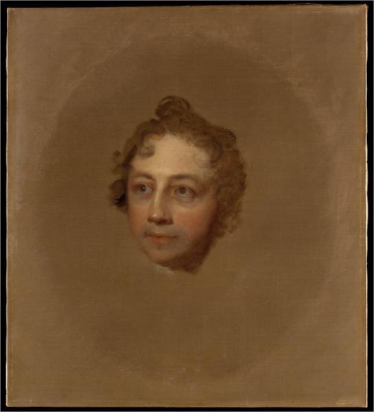 Washington Allston, 1820 - Gilbert Stuart