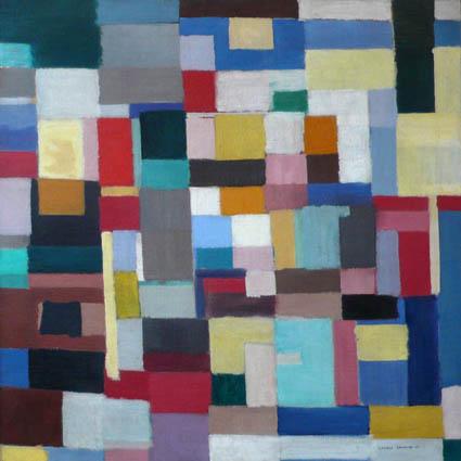 Untitled, 1947 - Giorgio Cavallon