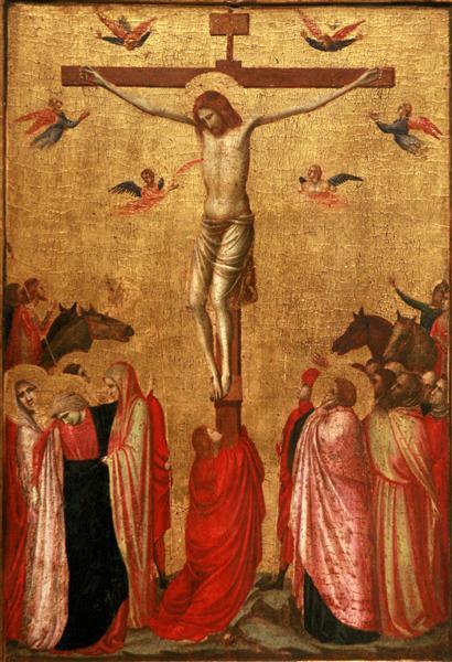 Crucifixion, c.1320 - c.1325 - Giotto