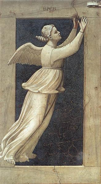 Hope, 1306 - Giotto