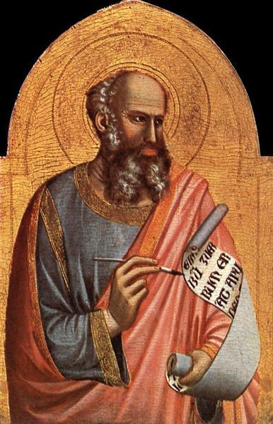 St John the Evangelist, c.1320 - c.1325 - Giotto