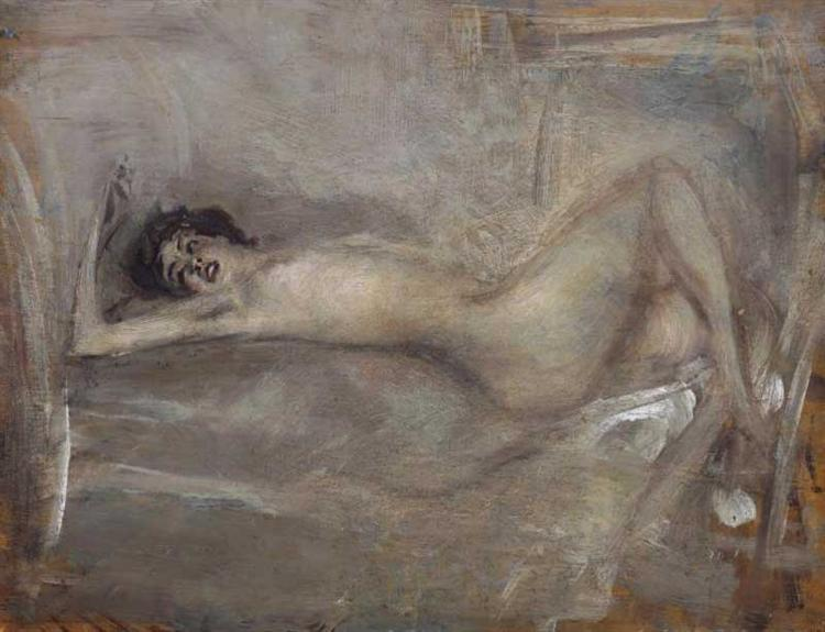 Symphony in Gray, 1931 - Giovanni Boldini
