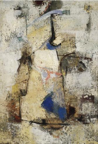 Secret Life (Vita Segreta), 1958 - Giuseppe Santomaso