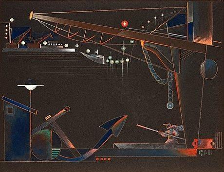 Dock, 1932