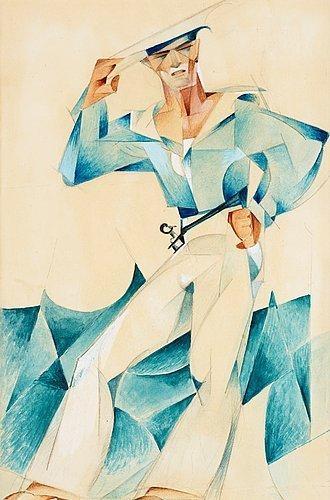 Jack, 1915 - Gosta Adrian-Nilsson