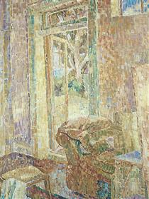 Door into the garden - Grace Cossington Smith