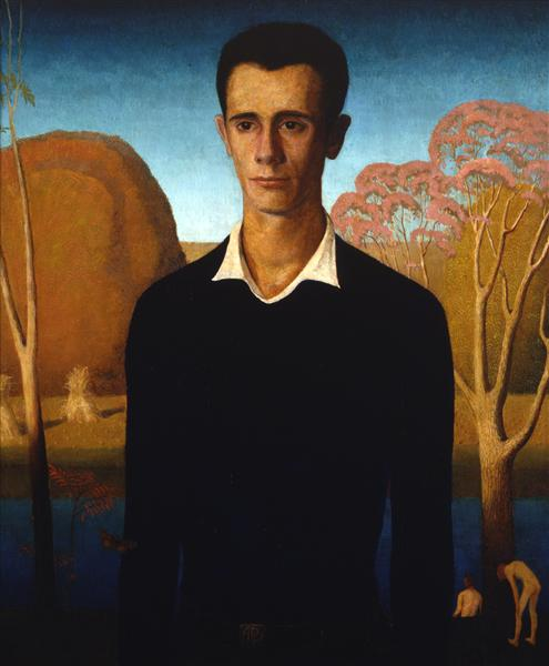 Arnold Comes of Age, 1930 - Grant Wood
