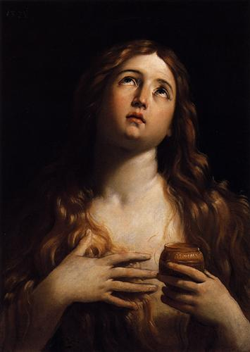 Mary Magdalene - Guido Reni