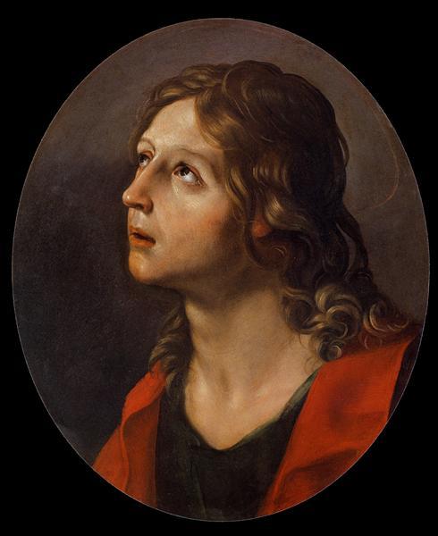 St. John the Evangelist, 1620 - Гвидо Рени