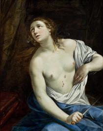 The Suicide of Lucretia - Guido Reni