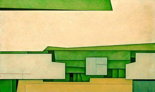 Azul-Verde-Amarillo, 1969 - Гюнтер Герцо
