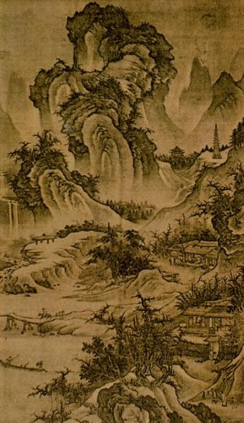 unknown title - Guo Xi