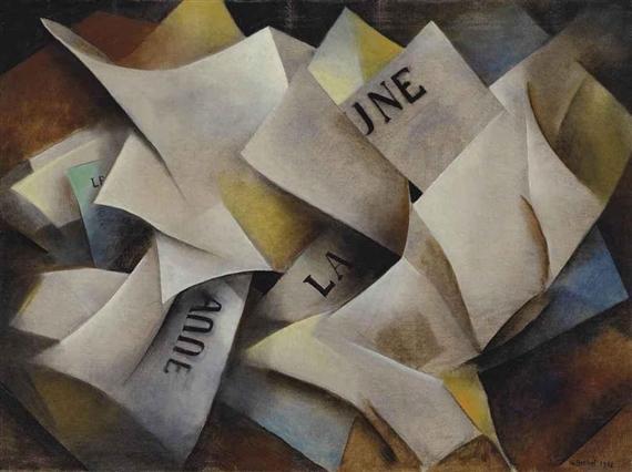 La Tribune - Gustave Buchet