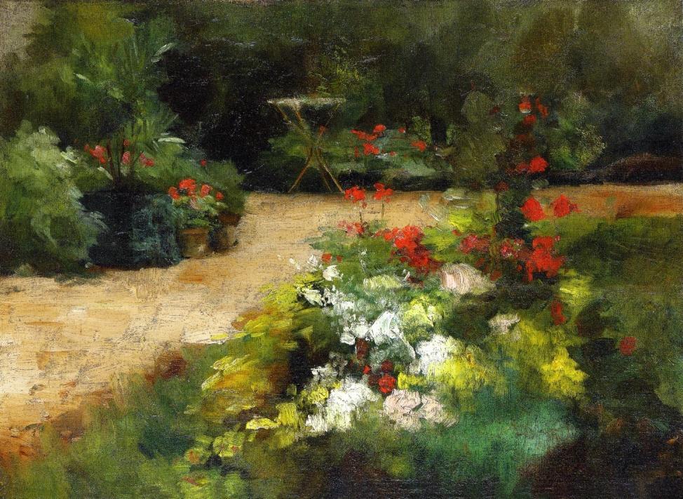 The Garden, 1878