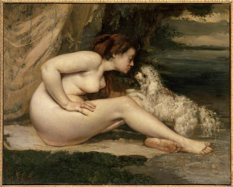 http://uploads0.wikipaintings.org/images/gustave-courbet/female-nude-with-a-dog-portrait-of-leotine-renaude.jpg