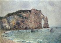 Etretat - Gustave Loiseau