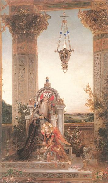 David - Gustave Moreau