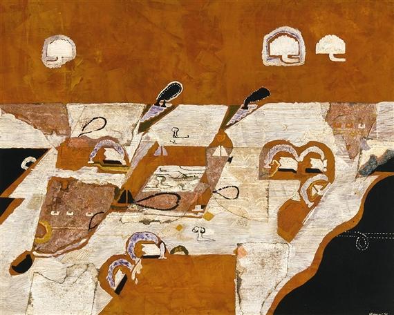 Paesaggio Nordico, 1972 - Gustavo Foppiani