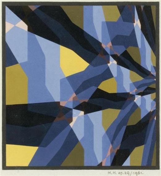 Opus 29, 1951 - Hans Hinterreiter