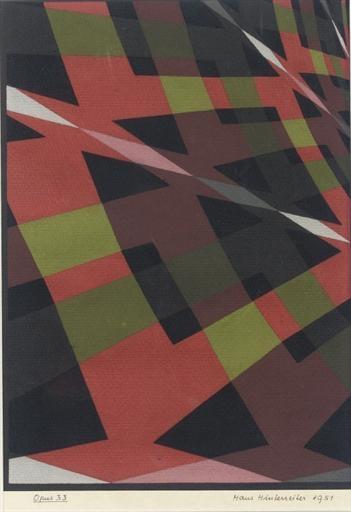 Opus 33, 1951 - Hans Hinterreiter