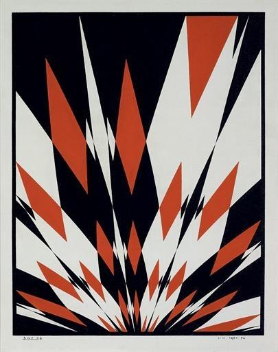 Studie zu SWF 44, 1951 - Hans Hinterreiter