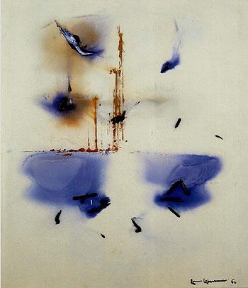 Maiden Dance, 1964 - Hans Hofmann