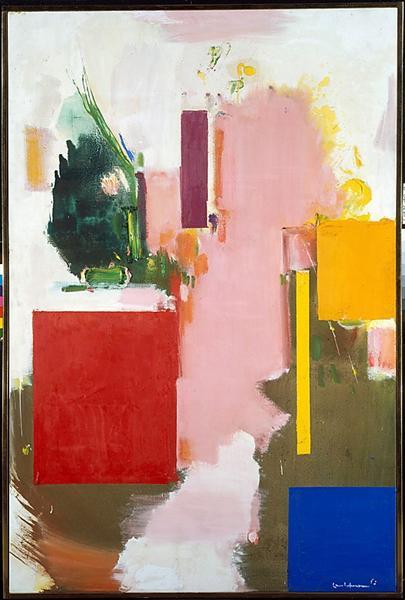 Summer 1965, 1965 - Hans Hofmann