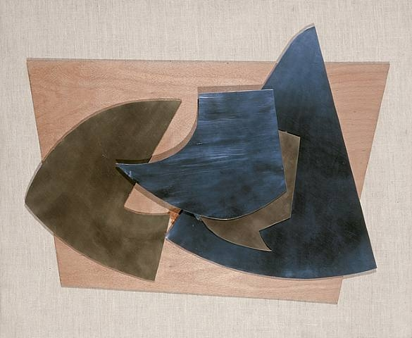 Cohesion VII, 1967 - Hans Richter