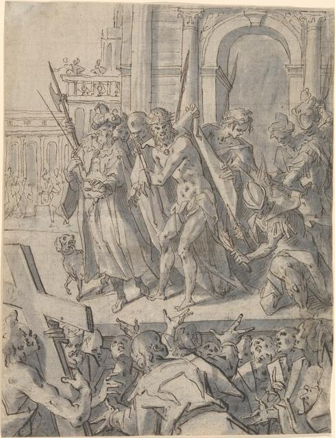 Ecce Homo, 1600
