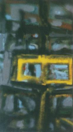 N.Y. 1 (Road #4), 1956 - Hedda Sterne