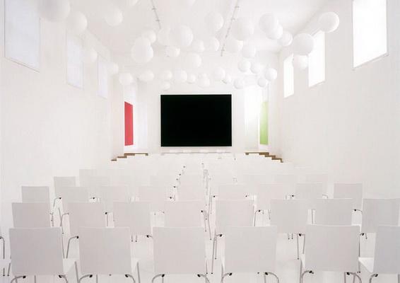 Kunstverein München, 1999 - Heimo Zobernig