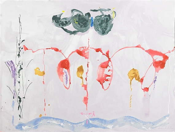 Aerie, 2009 - Helen Frankenthaler